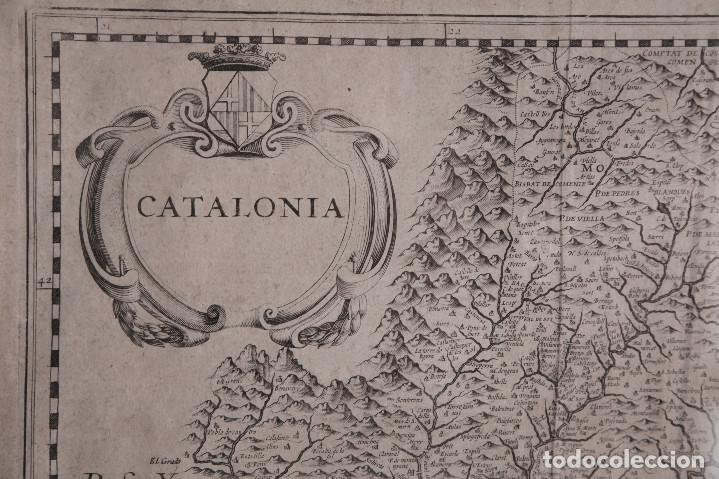 Arte: Mapa Catalonia - Foto 4 - 193342360