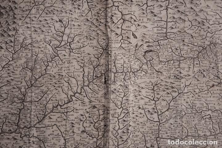 MAPA CATALONIA (Arte - Cartografía Antigua (hasta S. XIX))