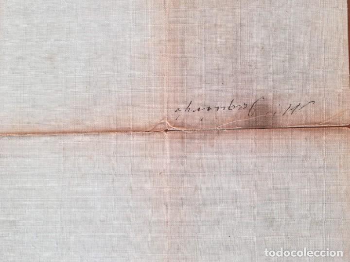 Arte: CARTOGRAFIA,ANTIGUO MAPA SIGLO XVIII,INGLATERRA Y ESCOCIA, AÑO 1789 DE ROBERT SAYER,LONDON.MILITAR - Foto 14 - 194103491