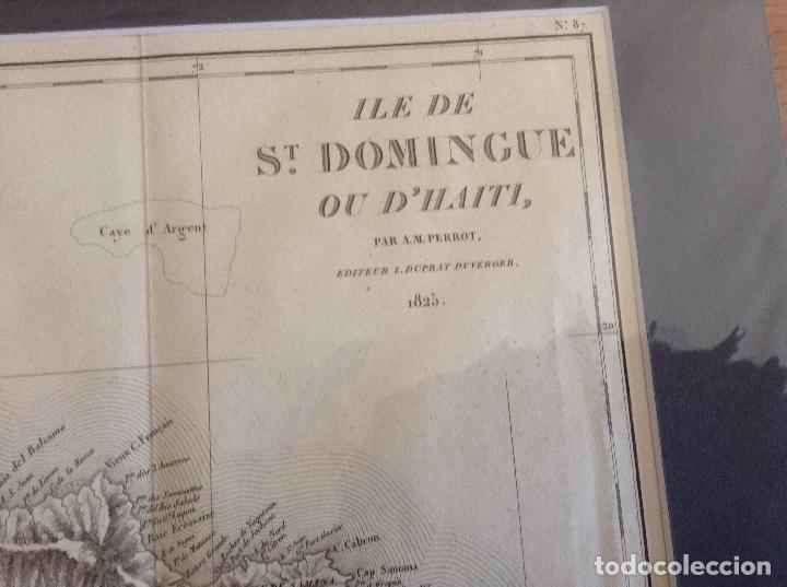Arte: Mapa de Santo Domingo y Haiti - Foto 2 - 196079580