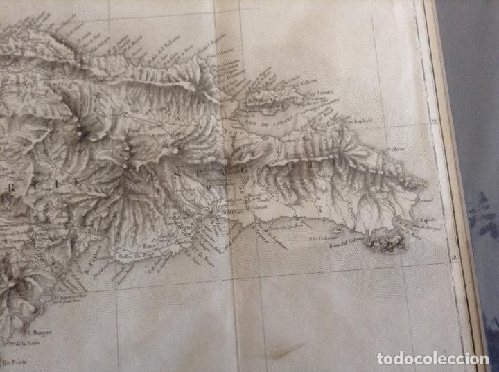 Arte: Mapa de Santo Domingo y Haiti - Foto 4 - 196079580
