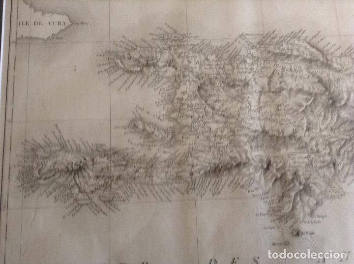 Arte: Mapa de Santo Domingo y Haiti - Foto 5 - 196079580