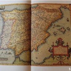 Arte: CARTOGRAFÍA HISTÓRICA DE LA UNIVERSIDAD DE SALAMANCA. Lote 200750401