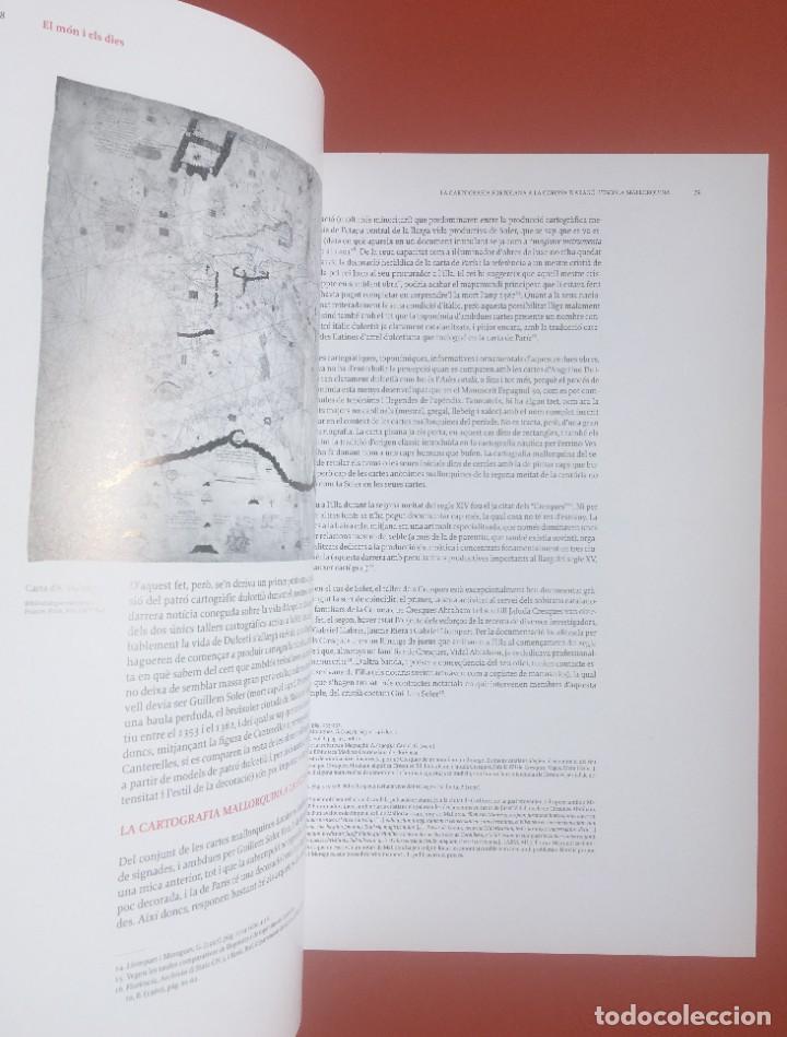 Arte: ATLAS CATALAN - ATLES CATALÁ - 1375 - FACSÍMIL - ESTUCHE CON 6 HOJAS DEL MAPA - CRESQUES - RARO - Foto 14 - 204278945