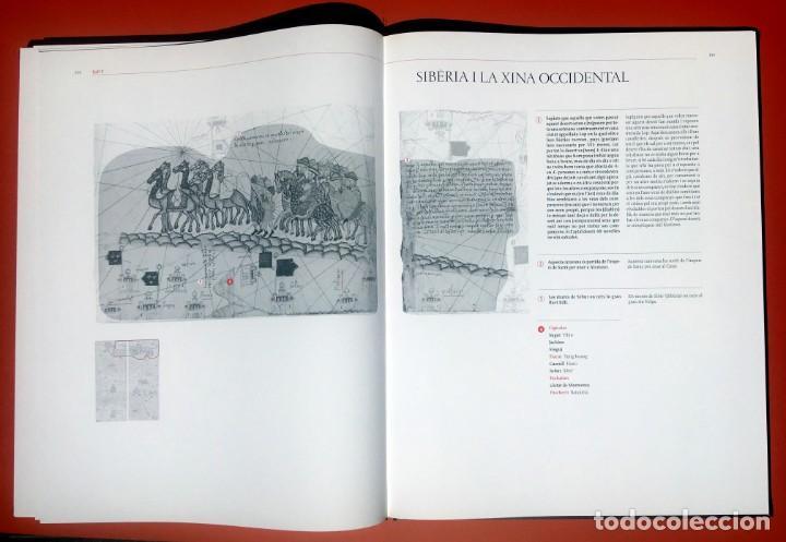 Arte: ATLAS CATALAN - ATLES CATALÁ - 1375 - FACSÍMIL - ESTUCHE CON 6 HOJAS DEL MAPA - CRESQUES - RARO - Foto 25 - 204278945