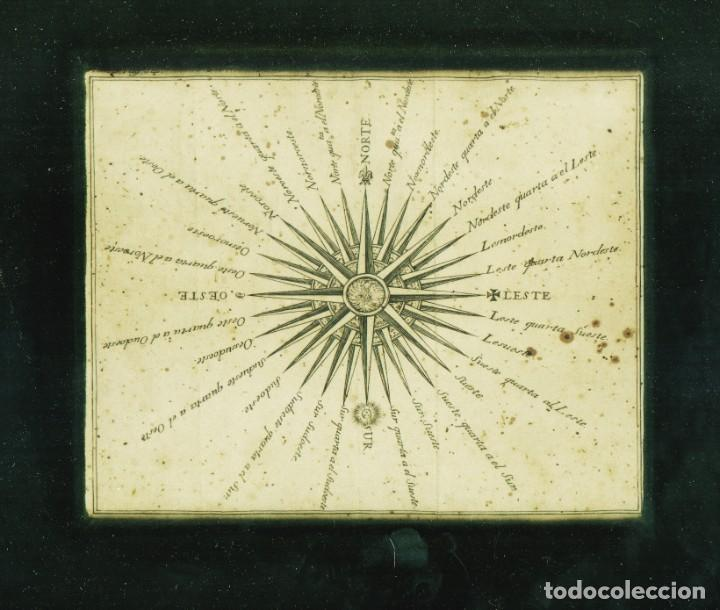 Arte: Dos grabados náuticos del siglo XVIII - Foto 8 - 204457891