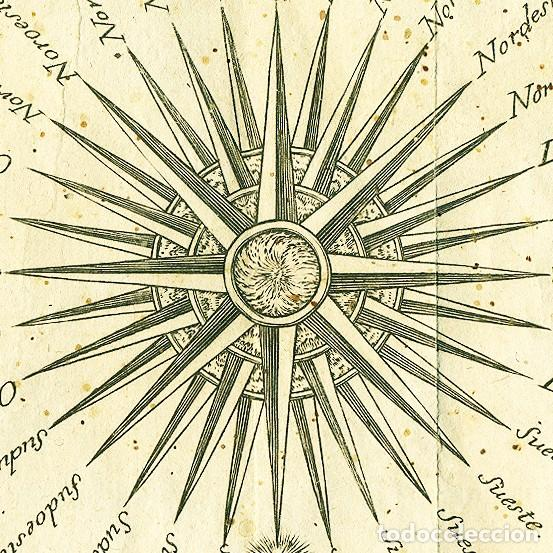 Arte: Dos grabados náuticos del siglo XVIII - Foto 9 - 204457891
