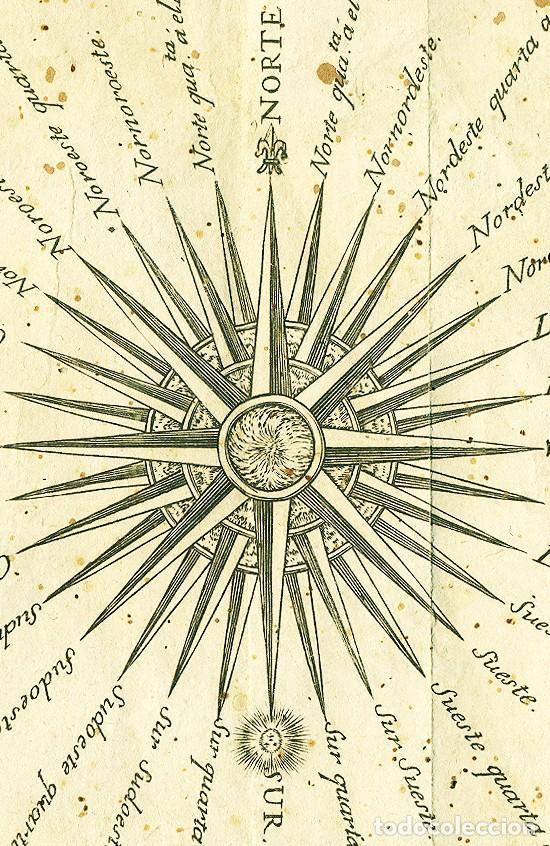 Arte: Dos grabados náuticos del siglo XVIII - Foto 10 - 204457891