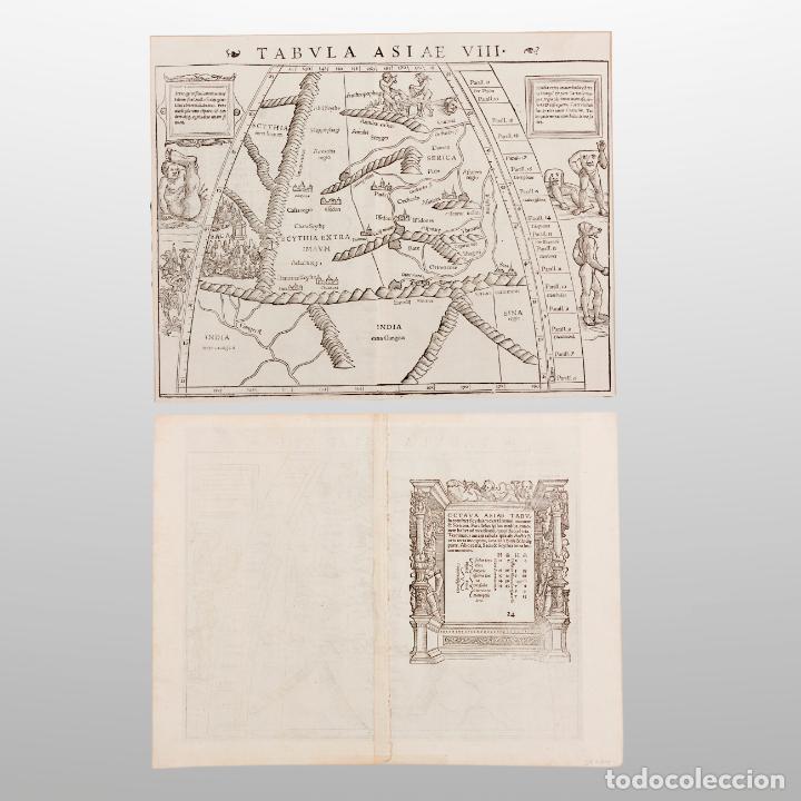 Arte: Johannes Van Keulen. Paskaart, van de Zee-Kusten van Valence, Catalonien, Languedocq en Provence Tus - Foto 3 - 17727794