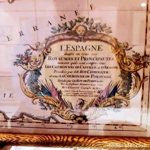 Arte: Mapa de España edición francesa - Foto 2 - 205160965