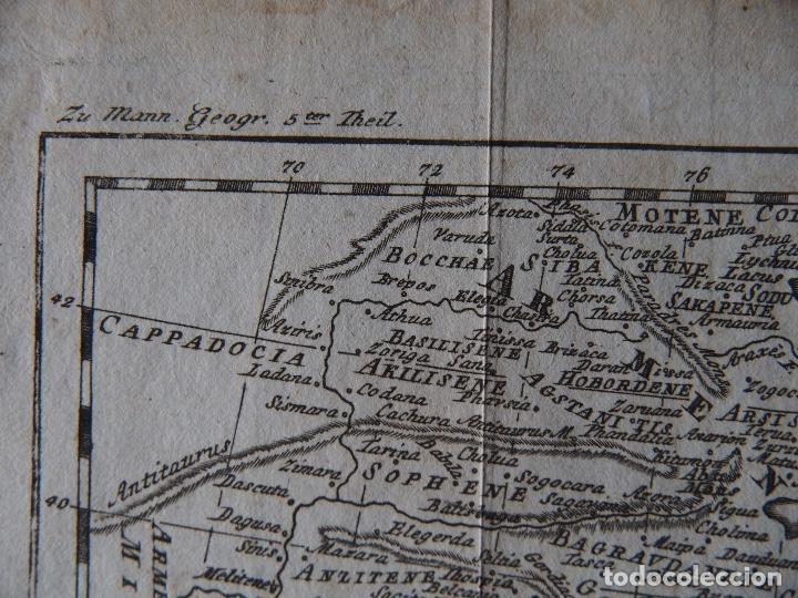 Arte: Mapa del Imperio Persa según Ptolomeo Imperium Persarum usque ad Euphratem, delineatum ad mentem Pto - Foto 5 - 206540620