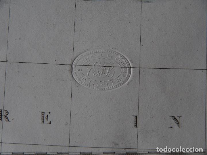 Arte: Mapa de de Asia Menor antigua. Lapie 1831 ¡Magnífico! Carte de LAsie Mineure Ancienne - Foto 3 - 206555662