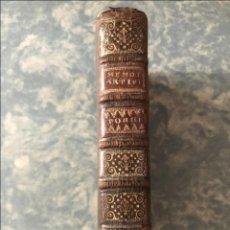 Arte: GÉOGRAPHIE UNIVERSELLE ...., 1724. CLAUDE BUFFIER. 18 MAPAS DESPLEGABLES.. Lote 207188962