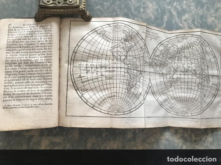 Arte: Géographie universelle, exposée...., 1765. Abbé A. Le François/Vaugondy. Mapas desplegables - Foto 9 - 207233335