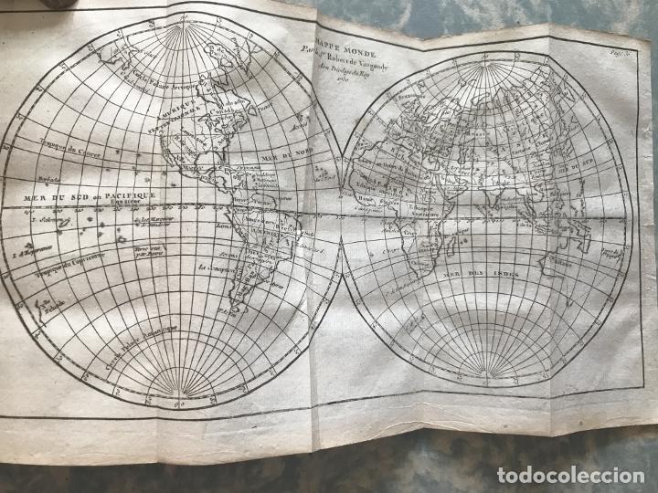 Arte: Géographie universelle, exposée...., 1765. Abbé A. Le François/Vaugondy. Mapas desplegables - Foto 10 - 207233335