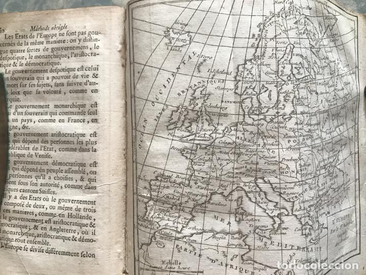 Arte: Géographie universelle, exposée...., 1765. Abbé A. Le François/Vaugondy. Mapas desplegables - Foto 13 - 207233335