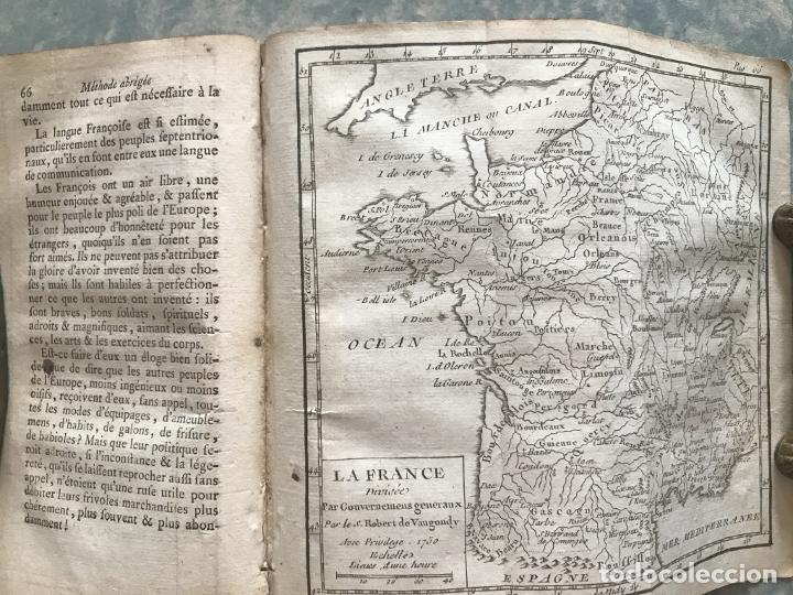 Arte: Géographie universelle, exposée...., 1765. Abbé A. Le François/Vaugondy. Mapas desplegables - Foto 14 - 207233335