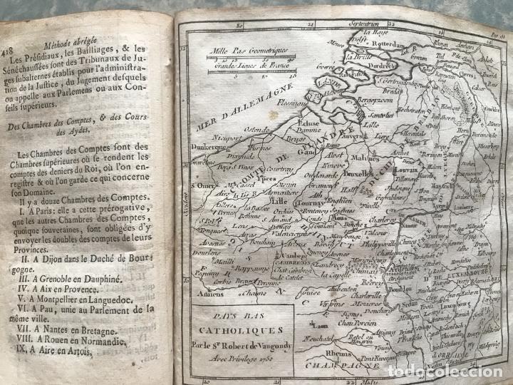 Arte: Géographie universelle, exposée...., 1765. Abbé A. Le François/Vaugondy. Mapas desplegables - Foto 15 - 207233335