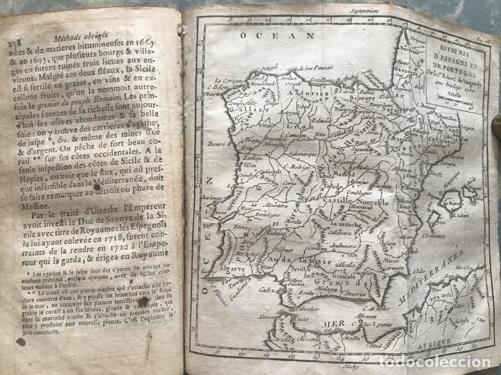 Arte: Géographie universelle, exposée...., 1765. Abbé A. Le François/Vaugondy. Mapas desplegables - Foto 18 - 207233335