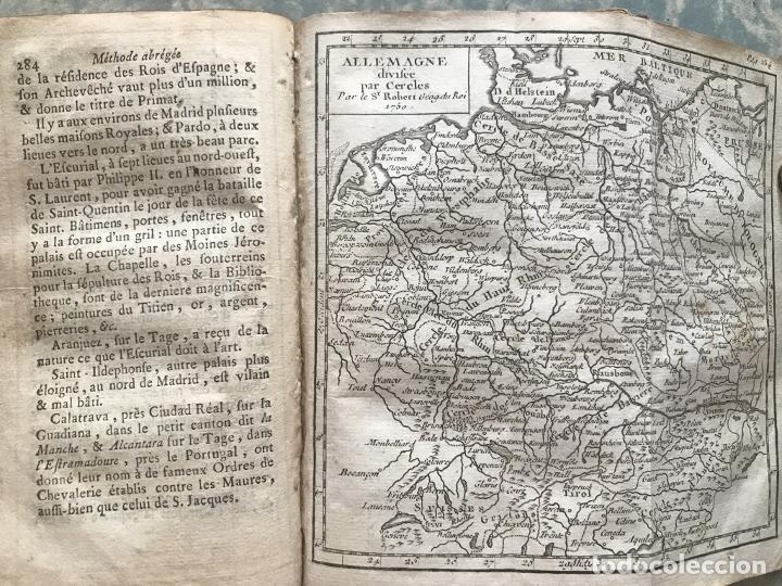 Arte: Géographie universelle, exposée...., 1765. Abbé A. Le François/Vaugondy. Mapas desplegables - Foto 20 - 207233335