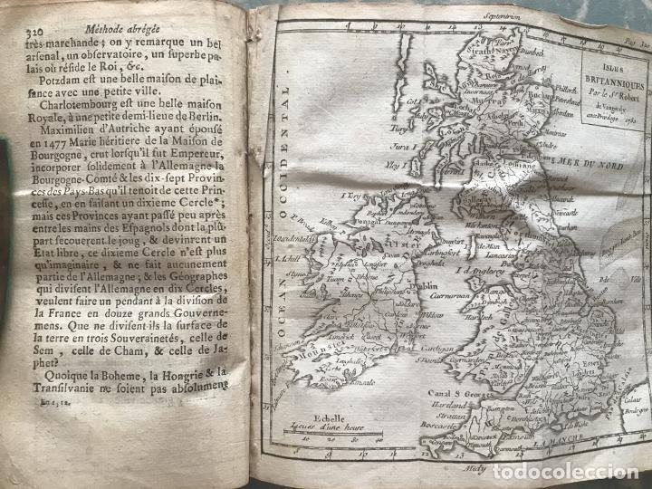 Arte: Géographie universelle, exposée...., 1765. Abbé A. Le François/Vaugondy. Mapas desplegables - Foto 21 - 207233335
