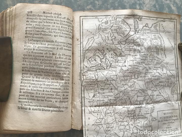 Arte: Géographie universelle, exposée...., 1765. Abbé A. Le François/Vaugondy. Mapas desplegables - Foto 24 - 207233335
