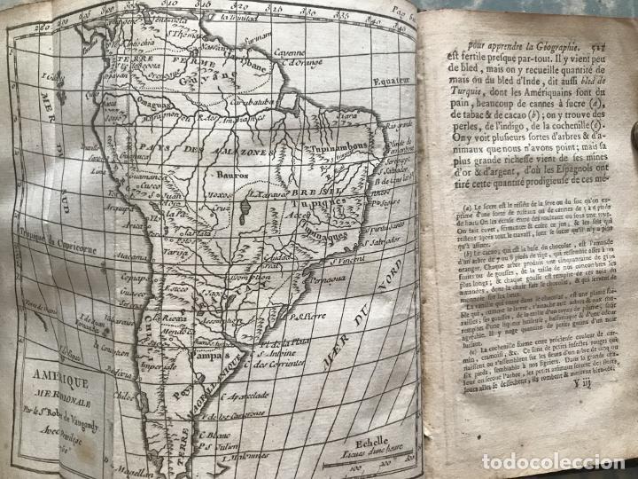 Arte: Géographie universelle, exposée...., 1765. Abbé A. Le François/Vaugondy. Mapas desplegables - Foto 28 - 207233335