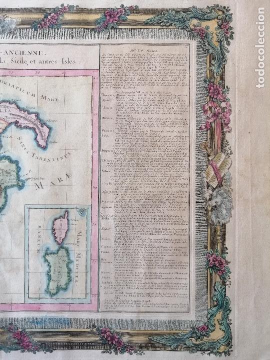 Arte: Suite de litalie ancienne... Claude Buy de Mornas, Atlas Historique et Géographique...1762 - Foto 7 - 207313337