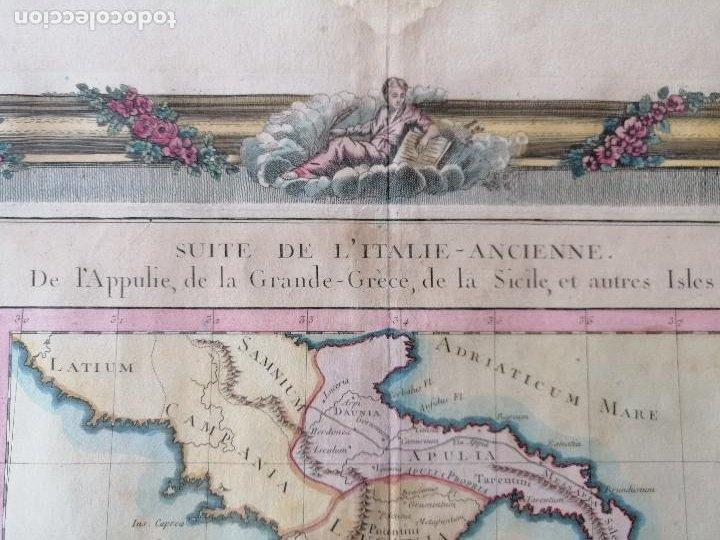 Arte: Suite de litalie ancienne... Claude Buy de Mornas, Atlas Historique et Géographique...1762 - Foto 6 - 207313337