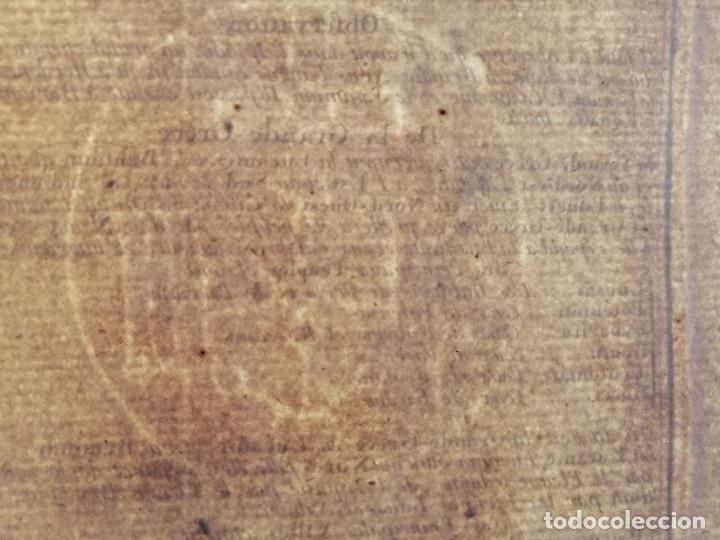 Arte: Suite de litalie ancienne... Claude Buy de Mornas, Atlas Historique et Géographique...1762 - Foto 9 - 207313337