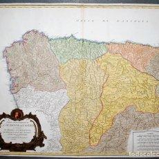 Arte: PARTIE SEPTENTRIONALE DE LA COURONNE DE CASTILLE: CASTILLE VIEILLE, LEON, GALLICE, ASTURIES, BISCAYE. Lote 28411952