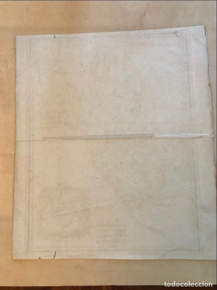 Arte: Gran mapa de sur de Brasil, Paraguay y Uruguay, 1782. Bonne/Lattre - Foto 13 - 213388942