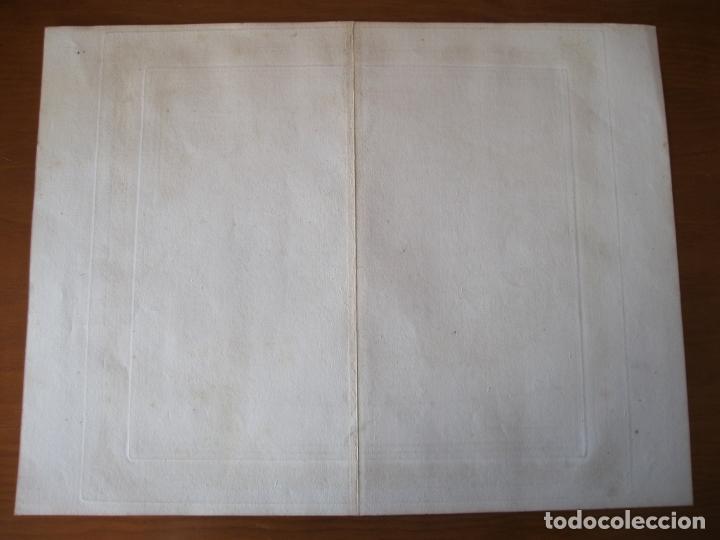 Arte: Mapa del norte y centro de África, 1766. Brion de la Tour /Desnos - Foto 10 - 214017981