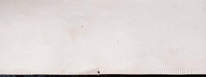 Arte: MAPA CORONA DE ARAGON - NAVARRA - PRINCIPADO DE CATALUÑA - 1752 - VAUGONDY - 80x55cm - marca agua - Foto 11 - 217227888