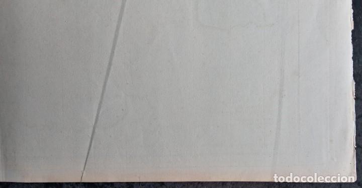 Arte: HISPANIA ANTIQUA - 1750 - TARRACONENSEM - LUSITANIAM ET BAETICAM - ROBERT DE VAUGONDY - Foto 20 - 217641726