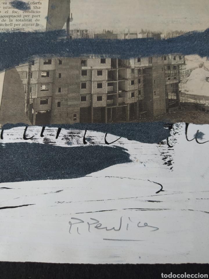 Arte: PILAR PERDICES OBRA ORIGINAL ( Mahón. Baleares 1931) - Foto 2 - 218306816