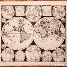 Arte: TERARUM ORBIS - C. 1800 - ILUMINADO A MANO. Lote 218599012