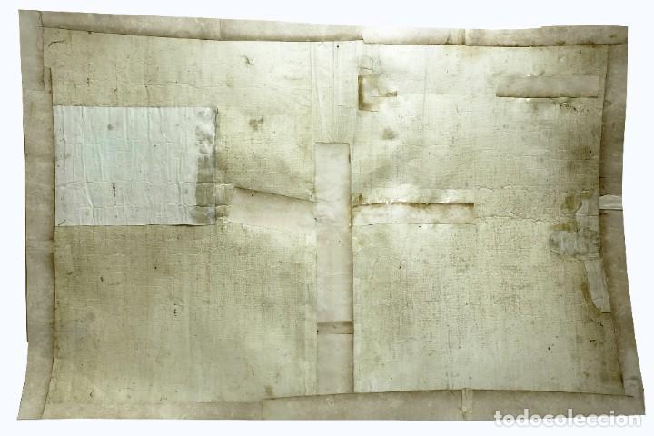 Arte: 1800/1805 Carta esférica general del Océano Atlántico u Occidental - Foto 10 - 221569242