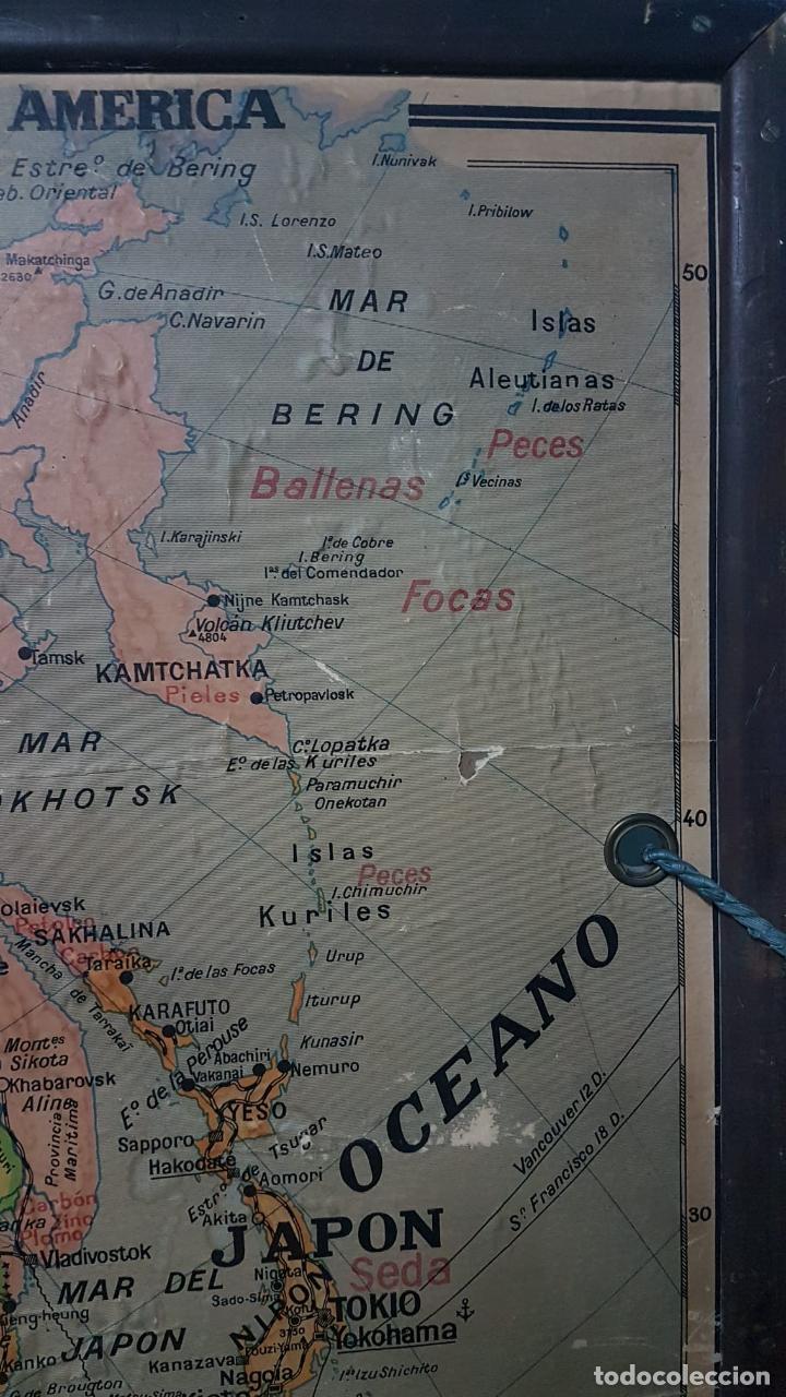 Arte: Mapa atlas doble Asia y Africa - Foto 4 - 222789270