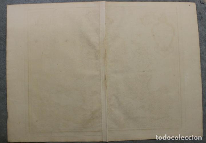 Arte: Gran mapa de Europa, 1821. Delisle/Buache/Dezauche - Foto 15 - 223142768
