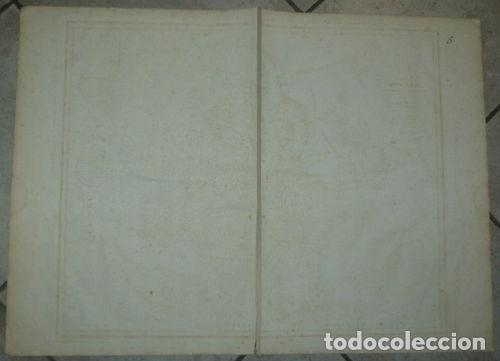 Arte: Gran mapa de Europa, 1789. Delisle/Buache/Dezauche - Foto 10 - 223228585
