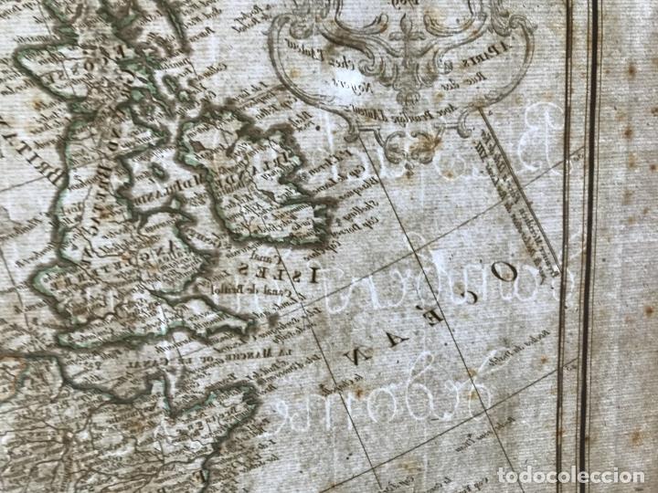 Arte: Gran mapa de Europa, 1789. Delisle/Buache/Dezauche - Foto 15 - 223228585