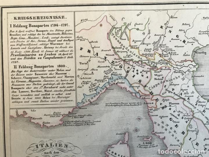 Arte: España, Portugal y norte de Italia en época de Napoleón, hacia 1850. Anónimo - Foto 8 - 227841035