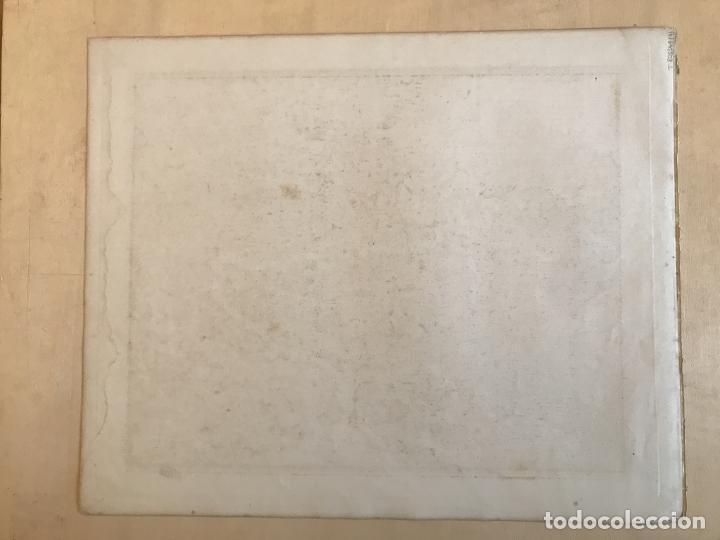 Arte: Gran mapa de España y Portugal en 4 hojas independientes, 1867. Stülpagel/Stieler/Perthes - Foto 11 - 227845095