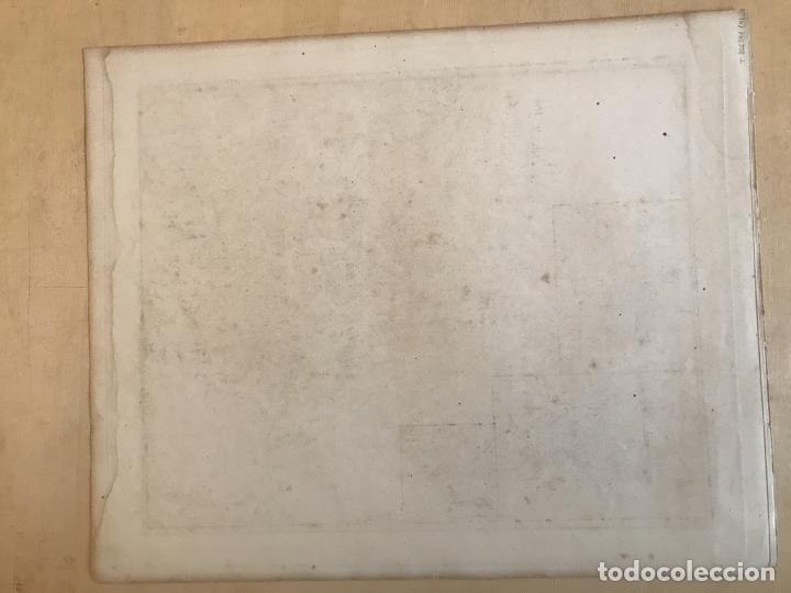 Arte: Gran mapa de España y Portugal en 4 hojas independientes, 1867. Stülpagel/Stieler/Perthes - Foto 22 - 227845095