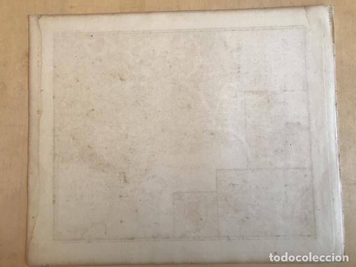 Arte: Gran mapa de España y Portugal en 4 hojas independientes, 1867. Stülpagel/Stieler/Perthes - Foto 34 - 227845095