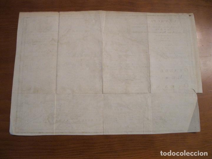 Arte: Mapa de Europa, 1717. Nicolás de Fer - Foto 5 - 229158265