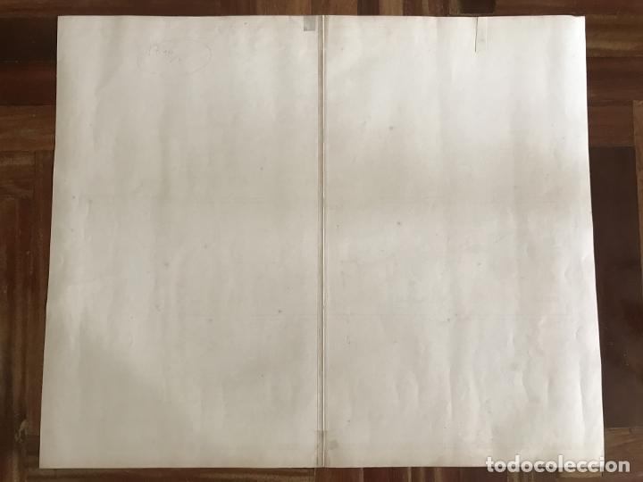 Arte: Gran mapa de las islas del océano Atlántico, 1850. George Philip & Son - Foto 14 - 231824195