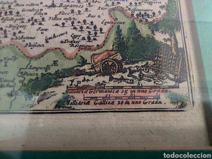 Arte: Comitatus Artesiae (Artois - Norte de Francia). Antiguo Imperio Español Siglo XVII - Foto 2 - 232722490