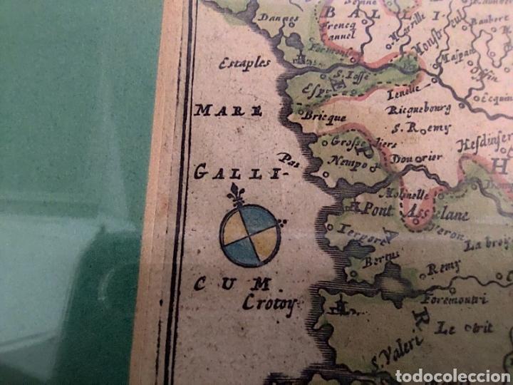 Arte: Comitatus Artesiae (Artois - Norte de Francia). Antiguo Imperio Español Siglo XVII - Foto 3 - 232722490